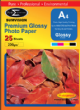 Sumvision 230gsm A4 Gloss Paper(Now no VAT)